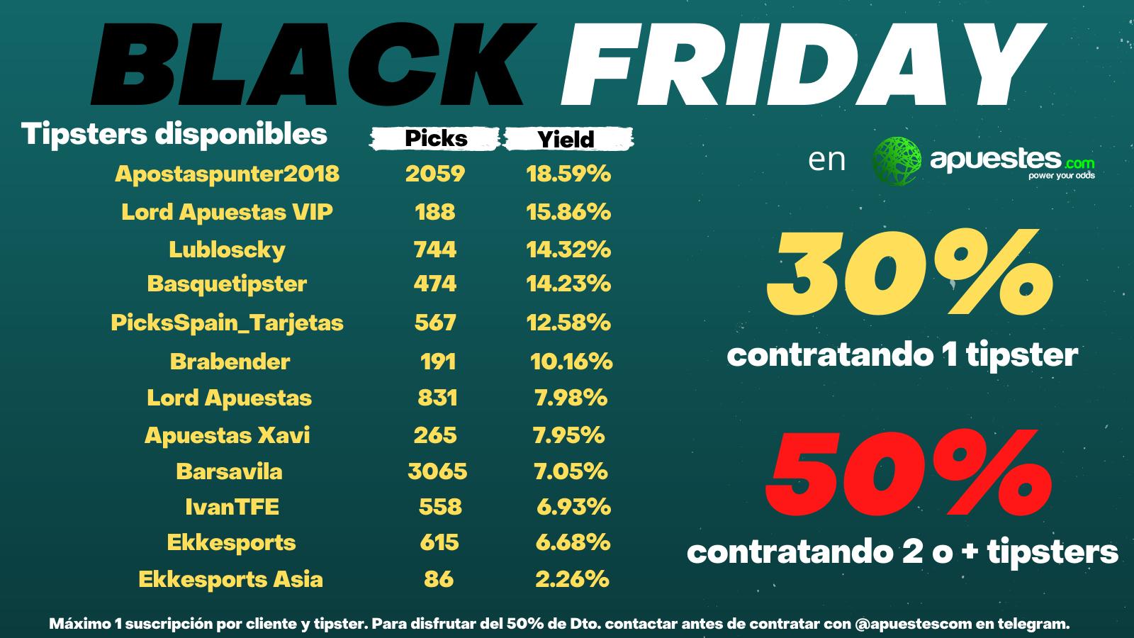 Image_ ¡ Black Friday - Ciber Monday ! ÚLTIMO DÍA DE OFERTAS